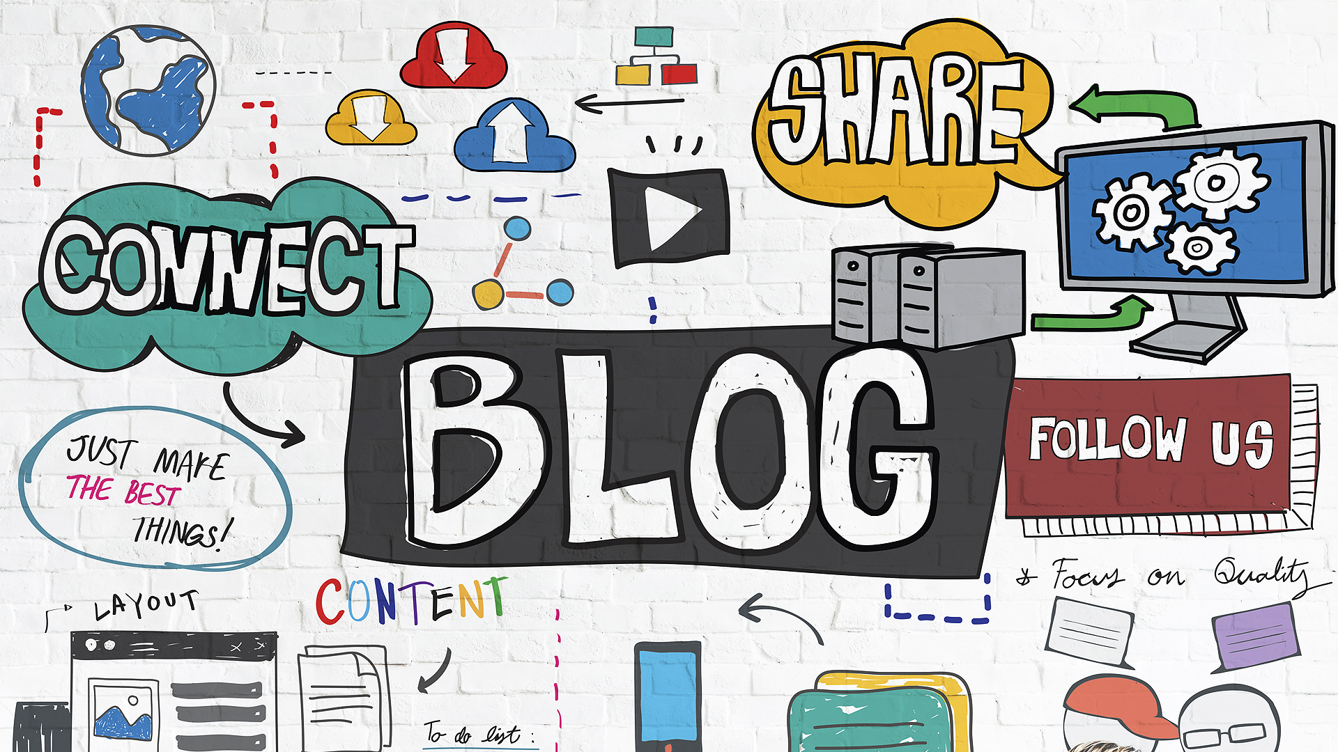 The Ultimate Guide to Write a Superb Blog Post